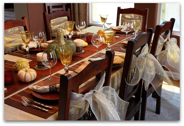 fall dinner party menu. Black Bedroom Furniture Sets. Home Design Ideas