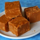 cinnamon fudge