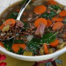 Ham and Lentil Soup