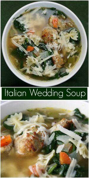 Italian Wedding Soup Recipes.Ina Garten S Italian Wedding Soup Recipe Girl