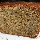 Organic Banana- Zucchini Bread #recipe