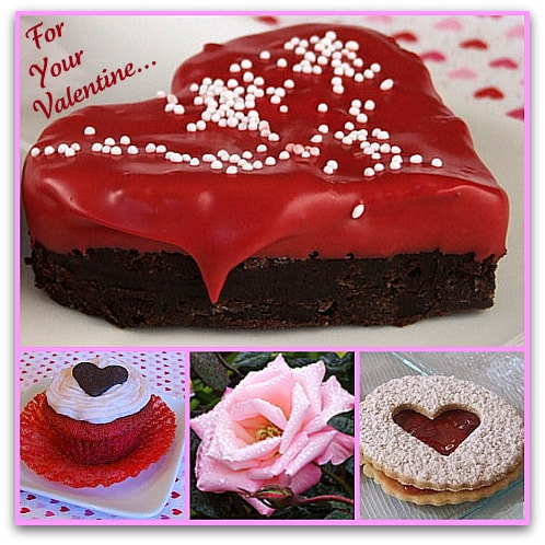Image result for Special Valentine's Day recipes