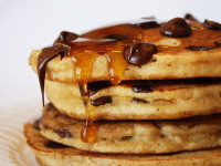 Chocolate Chip Pancakes 8