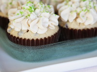Irish Cream Cupcakes 10