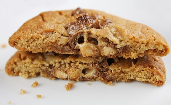 Snickers Bar Cookies 10