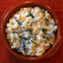 Spinach Mac n' Cheese 14