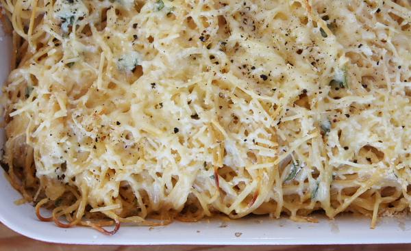 Baked Lemon Spaghetti 19