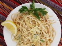 Baked Lemon Spaghetti 20
