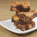 Butterfinger Brownies 16
