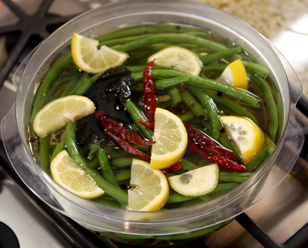 Spicy Pickled Green Beans Recipes — Dishmaps