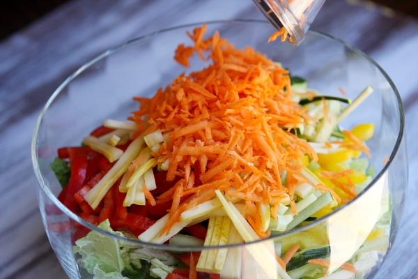 Thai Summer Salad Recipe - by RecipeGirl.com