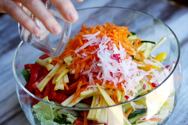 Thai Summer Salad Recipe - by RecipeGirl.com