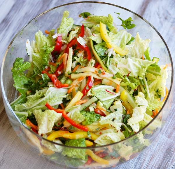 Thai Summer Salad Recipe