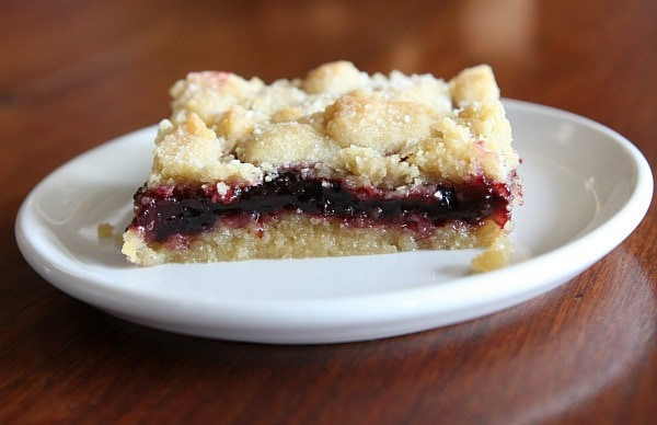 shortbread bars blackberry almond tarts blackberry almond shortbread ...