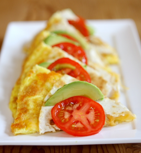 22 Foods You Can Regrow Again And Again From Kitchen: Breakfast Quesadillas