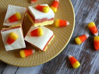 Candy Corn Fudge 1