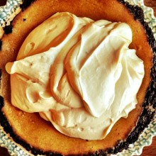 Pumpkin Caramel Pie 2