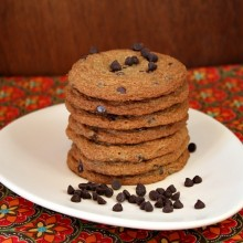 Gluten Free Chocolate Chip Cookies 1