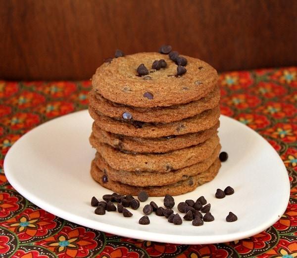 Gluten Free Chocolate Chip Cookies 1