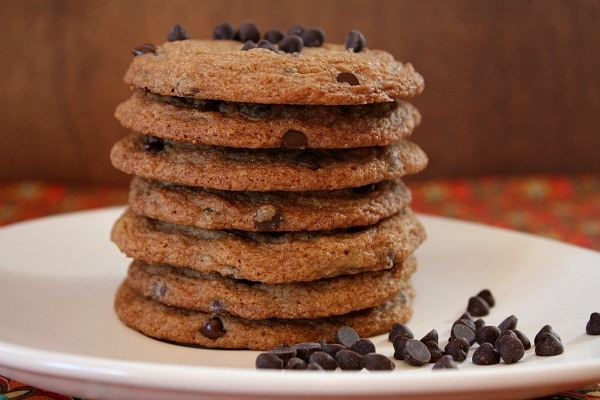 Gluten Free Chocolate Chocolate Chip Cookies Gluten Free | Party ...