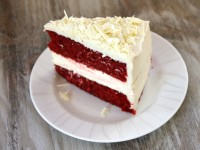 Red Velvet Cheesecake Cake 9