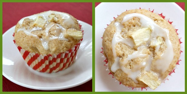 apple muffins apple strudel muffins apple cinnamon muffins whole wheat ...