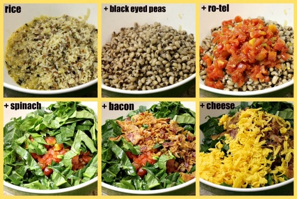 How to Make Black Eyed Pea Casserole