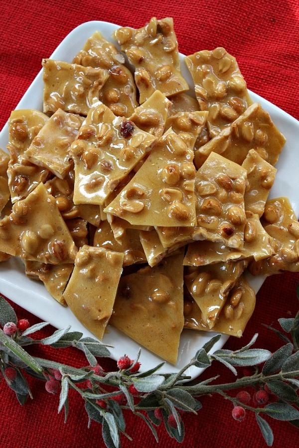 Peanut Brittle Recipe Girl