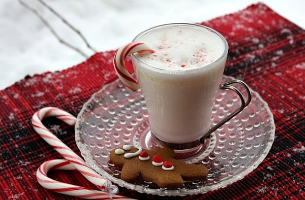 White Chocolate- Peppermint Hot Chocolate : One to keep you warm this ...