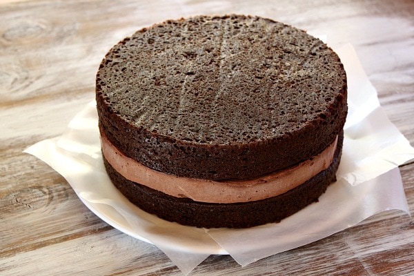 Chocolate Cheesecake Chocolate cheesecake cake