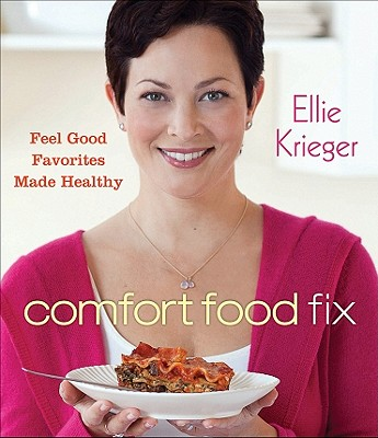 comfort food fix cookbook cover