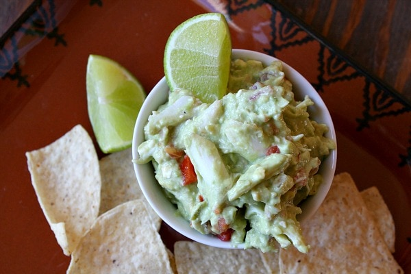 Crab Guacamole Recipe