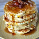 Bacon and Corn Griddle Cakes 4