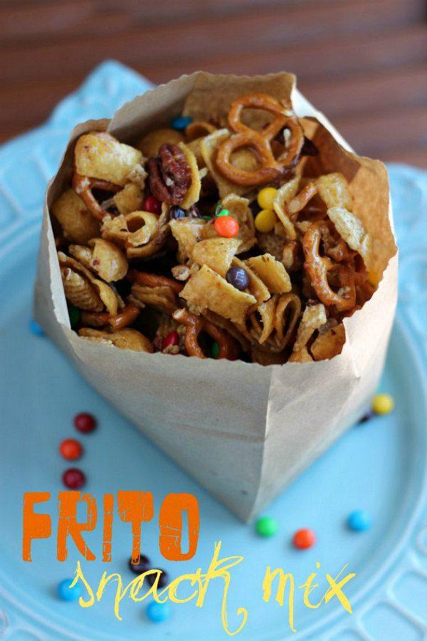 Bag of Frito Snack Mix