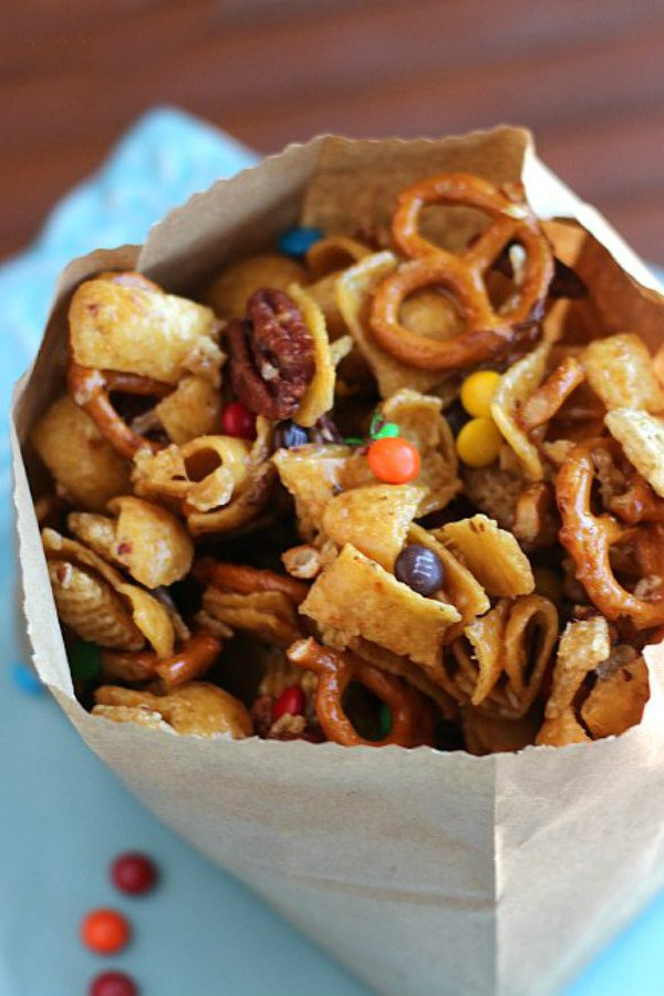 Bag of Frito Snack Mix
