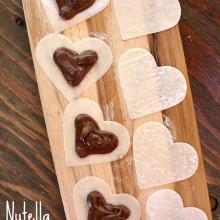 Nutella Heart Ravioli 5