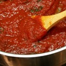 Homemade Marinara Sauce 1