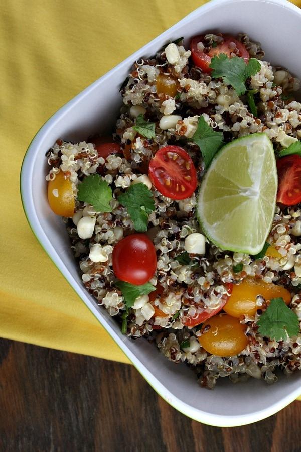 ... salad quinoa taco salad mexican quinoa salad mexican quinoa salad