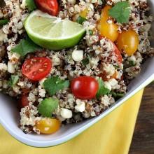 Mexican Quinoa Salad 4