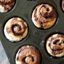 No Yeast Cinnamon Rolls 1