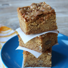 Brown Butter bars