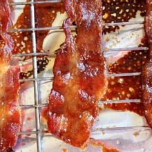 Candied Bacon 5