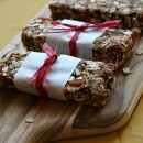 Homemade Granola Bars 1