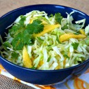 Mango Slaw 2 from RecipeGirl.com