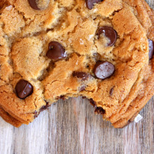 New York Times Chocolate Chip Cookies