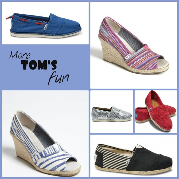 Review Of TOM'S Shoes