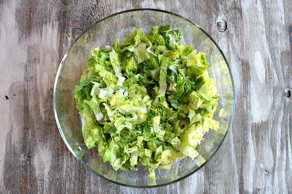 Tex Mex Layered Salad