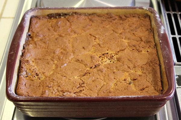Basement Brownies - Recipe Girl