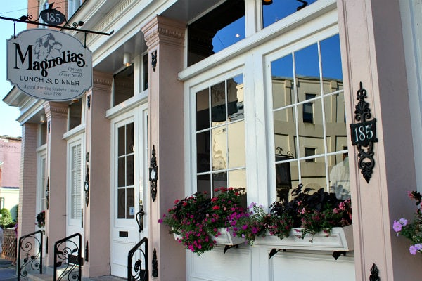 Magnolias - French Quarter - Charleston, SC