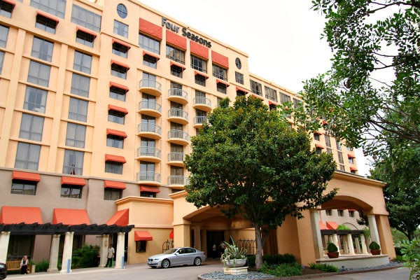 four seasons hotel and resort- austin, texas